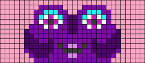 Alpha pattern #38868