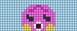 Alpha pattern #38869