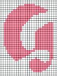 Alpha pattern #38871