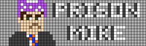 Alpha pattern #38872