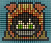 Alpha pattern #38876