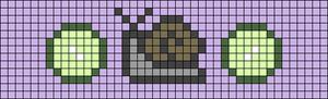 Alpha pattern #38877