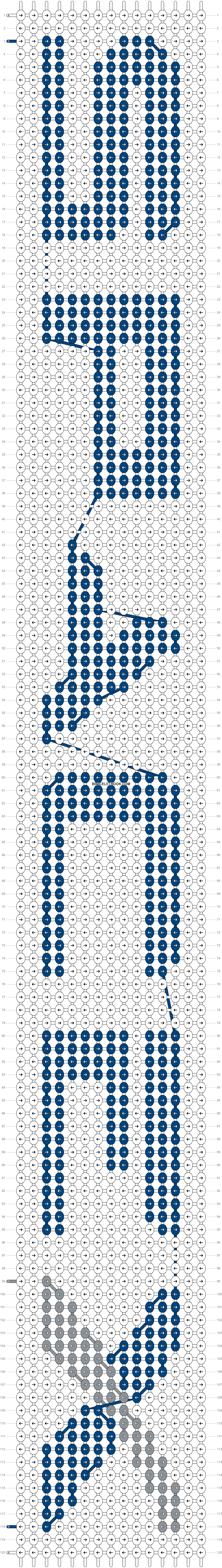 Alpha pattern #38883 pattern