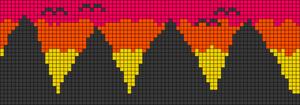 Alpha pattern #38884