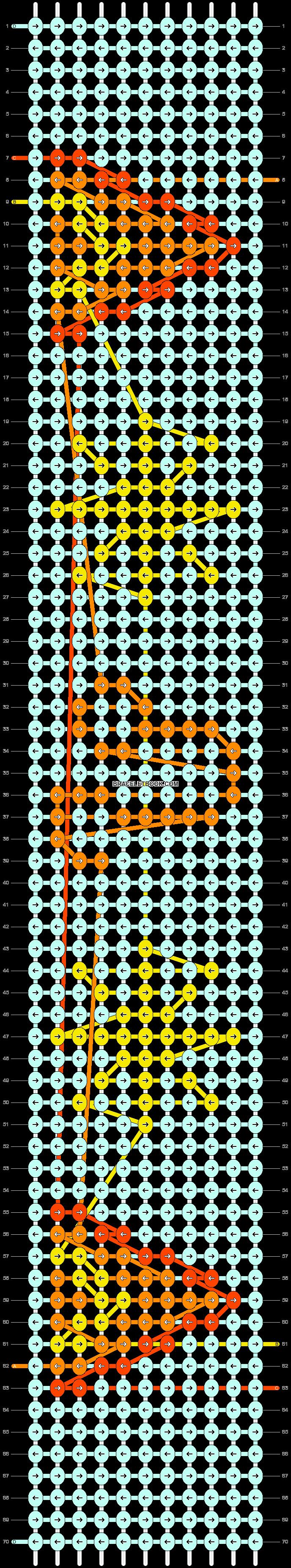 Alpha pattern #38887 pattern