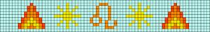 Alpha pattern #38887