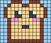Alpha pattern #38894