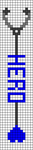 Alpha pattern #38923