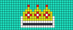 Alpha pattern #38926