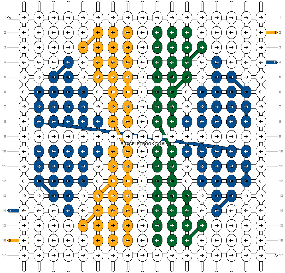 Alpha pattern #38936 pattern