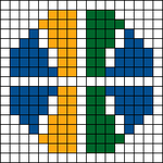 Alpha pattern #38936