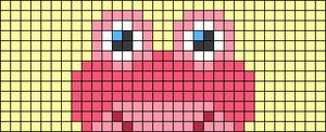 Alpha pattern #38944