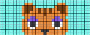 Alpha pattern #38945