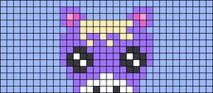 Alpha pattern #38953