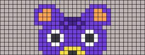 Alpha pattern #38955