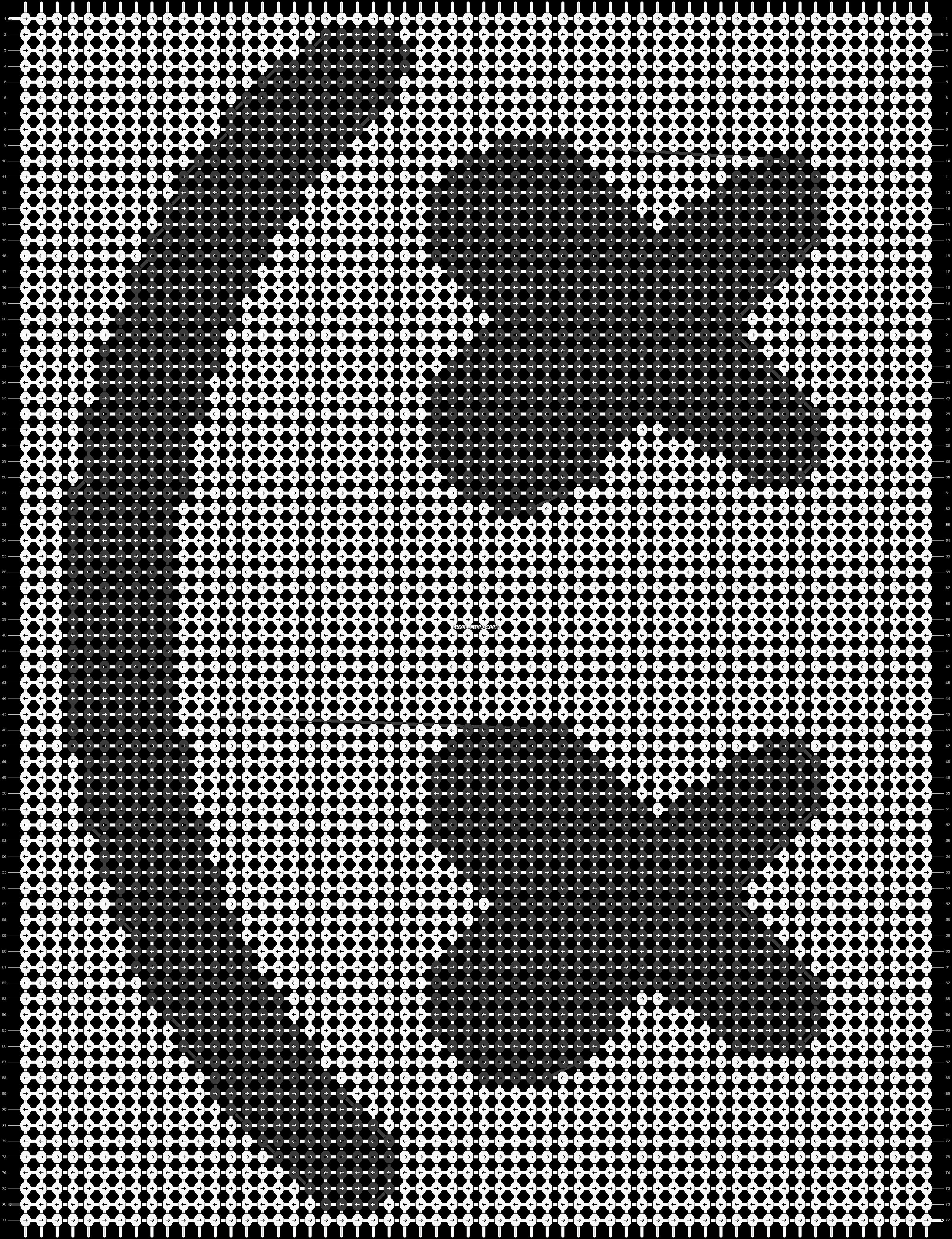 Alpha pattern #38956 pattern