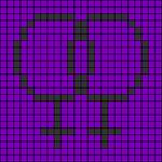 Alpha pattern #38959