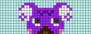 Alpha pattern #38962