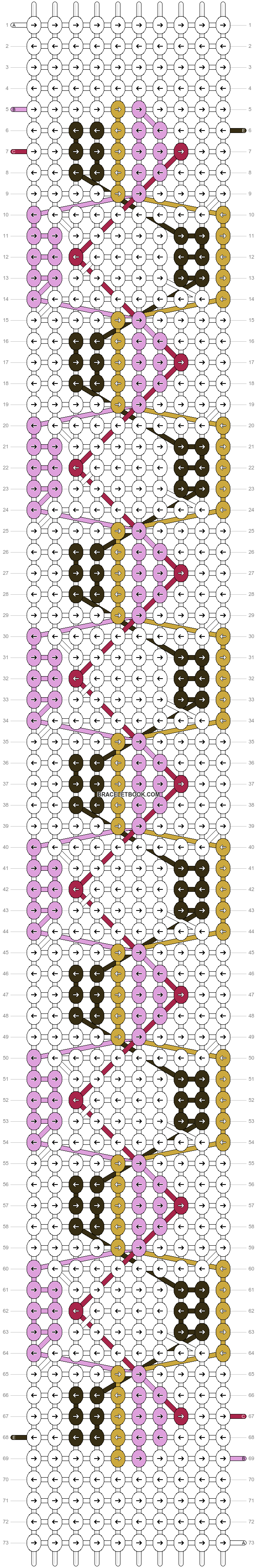 Alpha pattern #38964 pattern