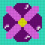 Alpha pattern #38972