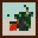 Alpha pattern #38974