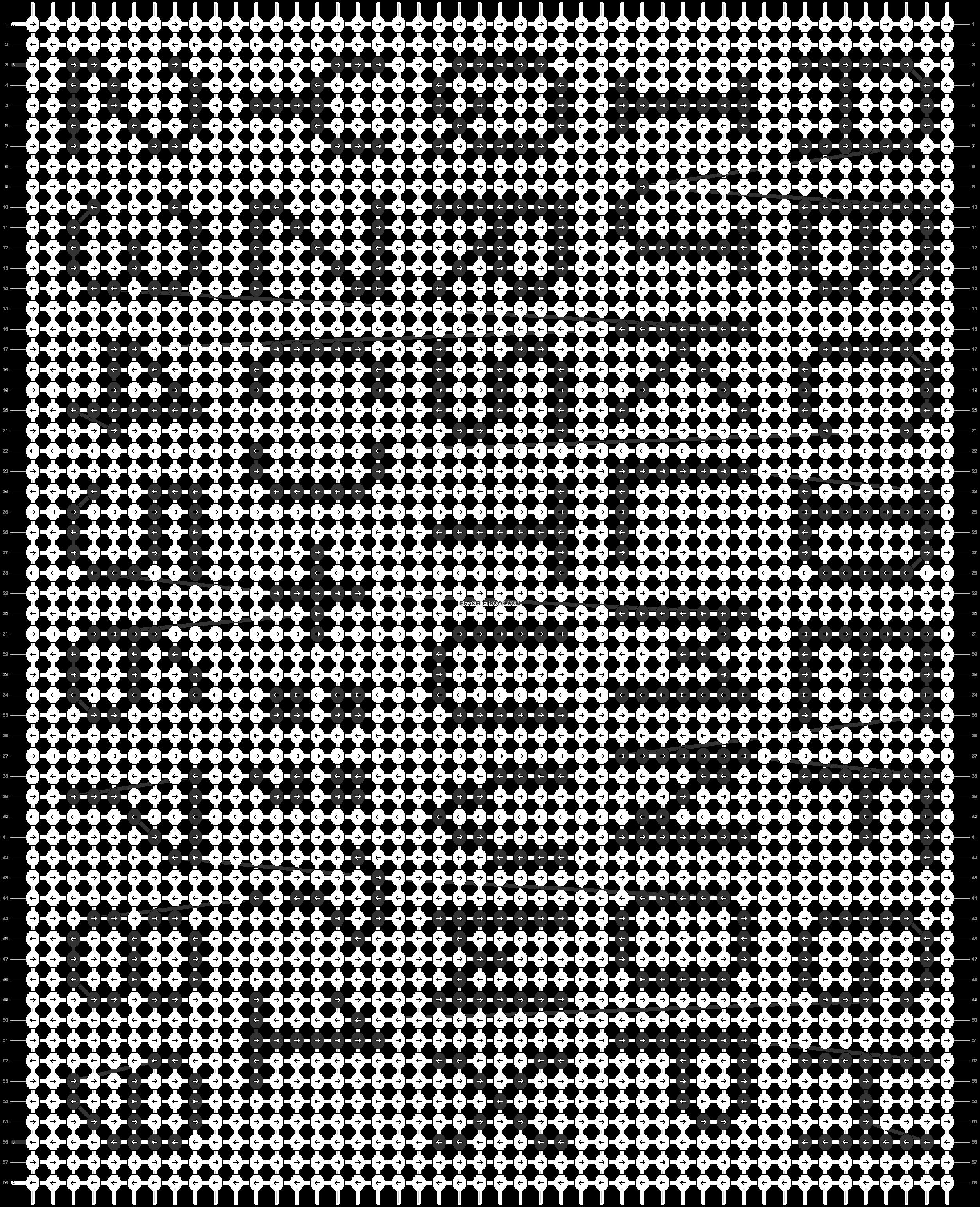 Alpha pattern #38986 pattern