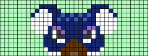 Alpha pattern #38988