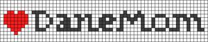 Alpha pattern #39000