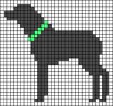 Alpha pattern #39008