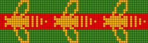 Alpha pattern #39009