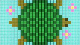 Alpha pattern #39010