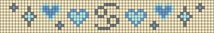 Alpha pattern #39035