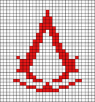 Alpha pattern #39036