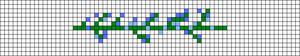 Alpha pattern #39038