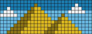 Alpha pattern #39041