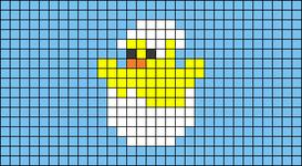 Alpha pattern #39053