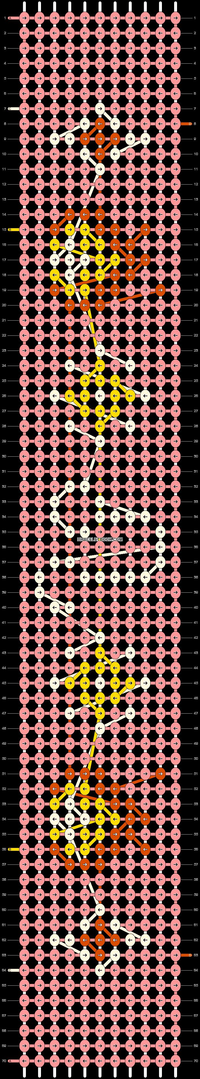 Alpha pattern #39072 pattern