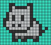 Alpha pattern #39075