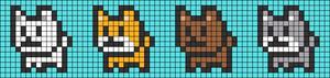 Alpha pattern #39083