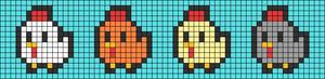 Alpha pattern #39084