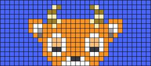 Alpha pattern #39098