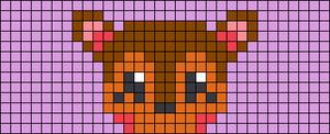 Alpha pattern #39099