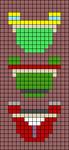 Alpha pattern #39108