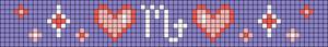 Alpha pattern #39109