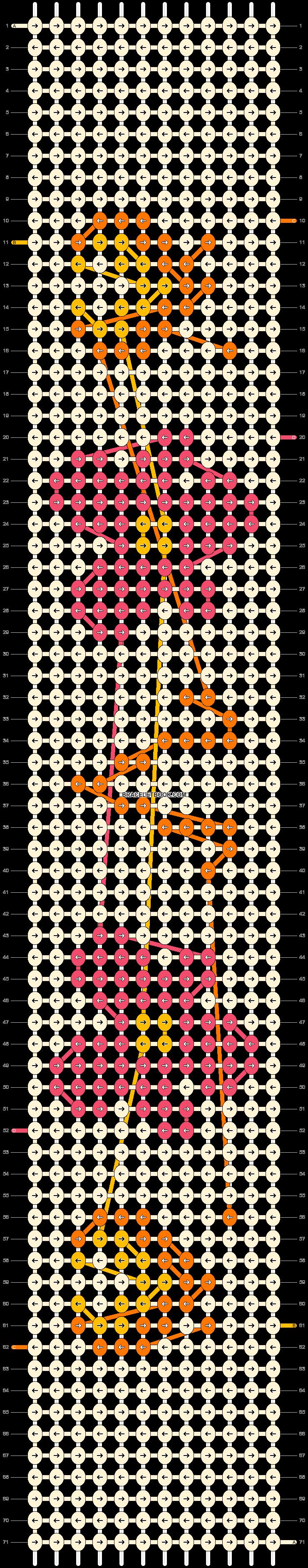 Alpha pattern #39114 pattern
