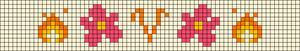 Alpha pattern #39114