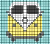 Alpha pattern #39115