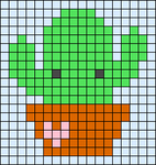 Alpha pattern #39122