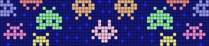 Alpha pattern #39125