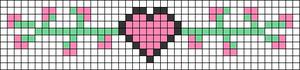 Alpha pattern #39129
